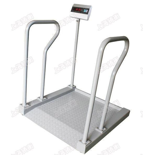 电子轮椅秤,透析体重轮椅