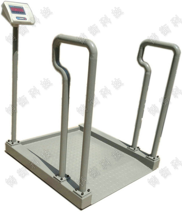 医院使用自动秤重轮椅秤