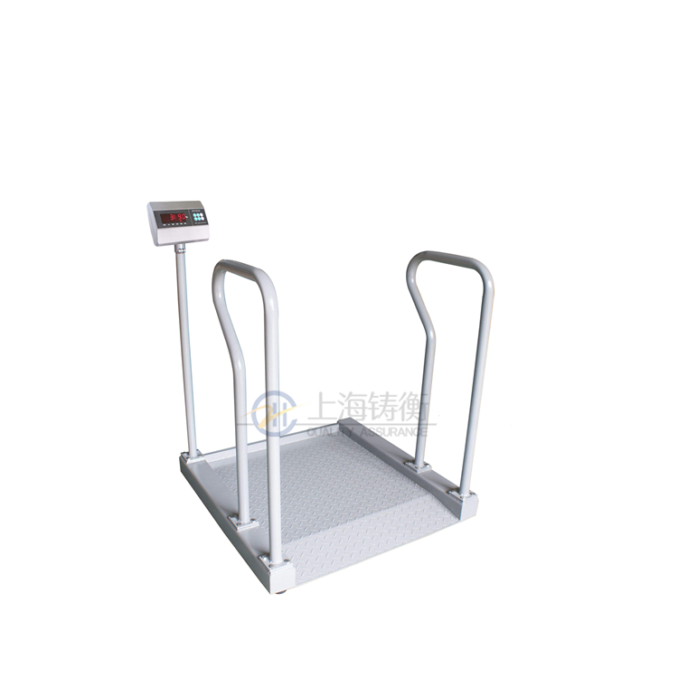 不锈钢折叠式轮椅秤,打印