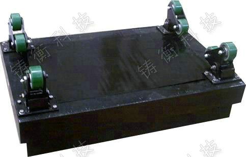 计量控制2吨电子钢瓶秤
